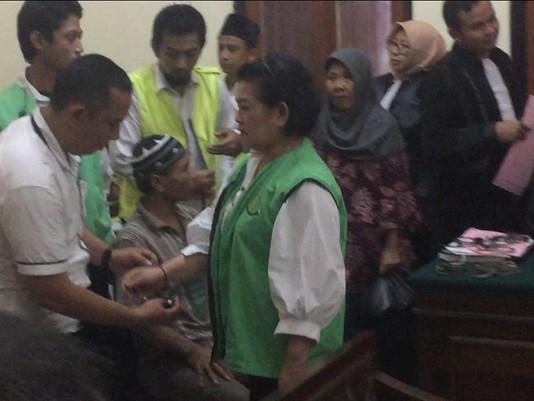 Notaris Agatha Henny Asmania Sipa Diadili Terkait Kasus Pemalsuan