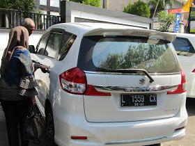 Kasi Pidsus Kejari Perak Tutup Mulut Terkait Pemeriksaan Anggota DPRD Surabaya
