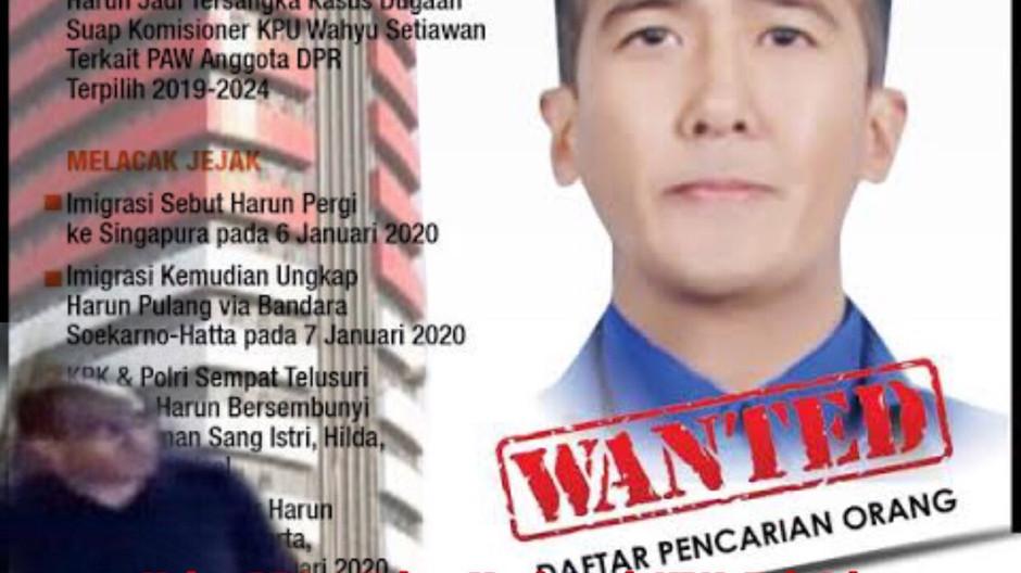Kabar DPO 1 Tahun Meninggal, KPK: Tak Ada Info Valid Harun Masiku, Masih Dicari