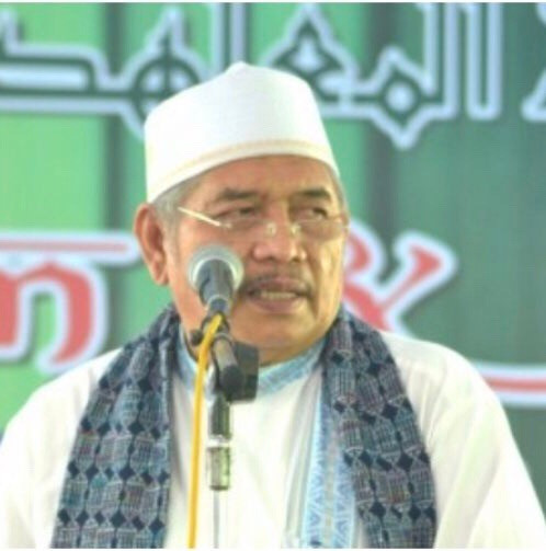 KH. Nuruddin A Rahman.( Foto: Net)