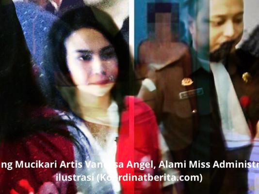 Sidang Mucikari Artis Vanessa Angel, Alami Miss Administrasi