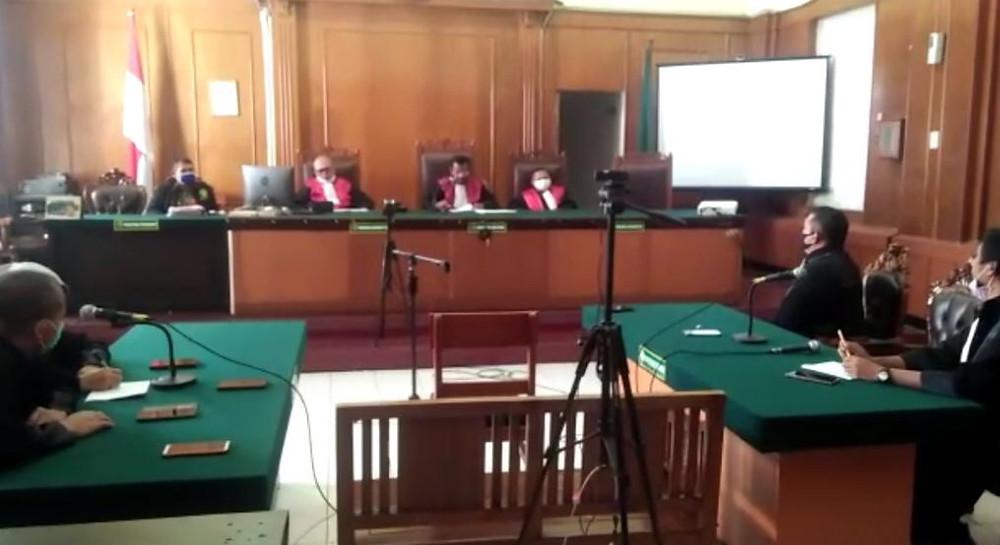 Baca juga: Lantaran Kejang, Eko Hakim PN Surabaya Meninggal Dunia Timbulkan Asumsi