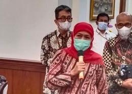 Jatim Terapkan PPKM Level 1 di 6 Kabupaten, Khofifah: Alhamdulillah Sudah Terjadi Penambahan