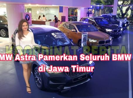 BMW Astra Pamerkan Seluruh BMW X di Jawa Timur