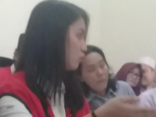 Bos PT Srikandi Tega Penjarakan Terdakwa Gara-Gara tidak Lunasi Rp. 13 Juta