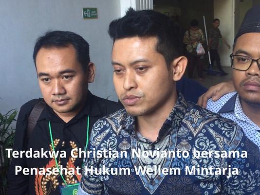 Di Vonis Bebas Hakim, Wellem PH Terdakwa Ancang-Ancang Lapor Balik