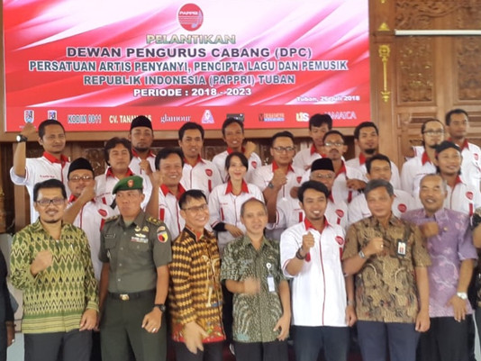 Struktur Kepengurusan Baru PAPPRI DPC Tuban di Tuntut Mandiri