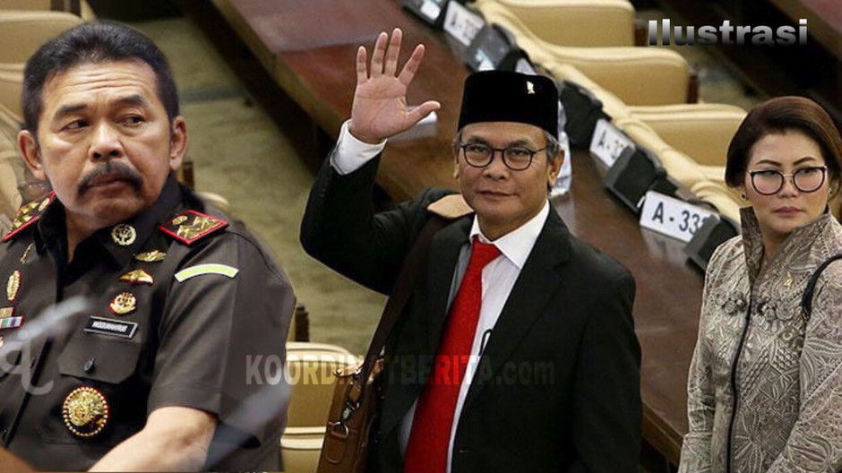 Jaksa Agung Copot Jaksa yang Main Proyek, Johan Budi: Lain Kali Dipidana