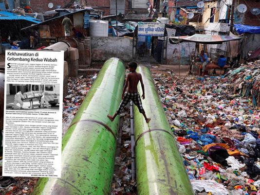 Akibat Corona Angka Kemiskinan Dunia Tembus 1,1 Miliar
