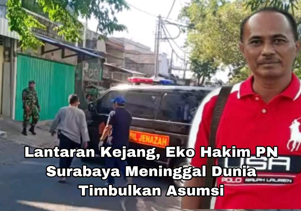 Baca juga: Update Corona Surabaya: Pasien Positif 3744, PDP 3567, ODP 4059
