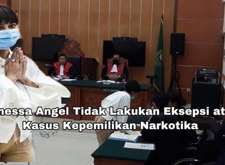 Vanessa Angel Tidak Lakukan Eksepsi atas Kasus Kepemilikan Narkotika