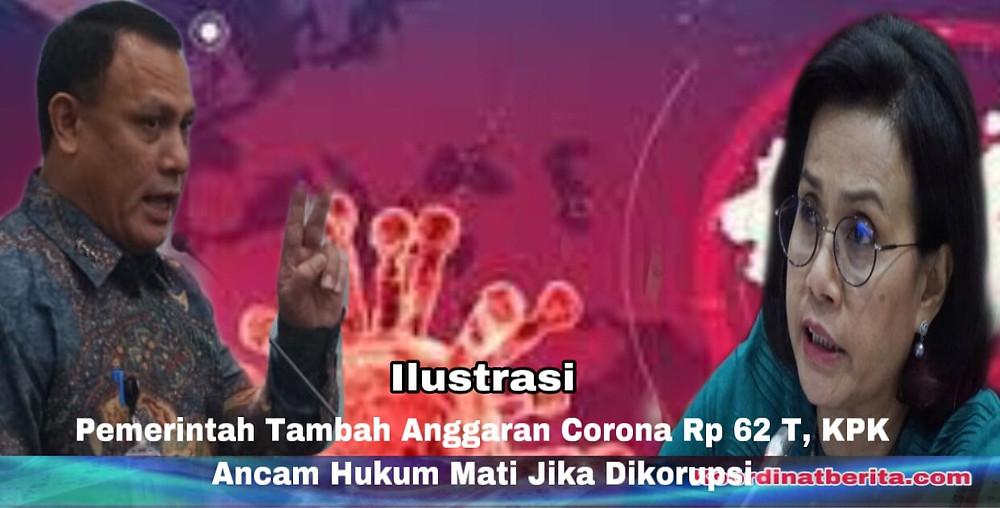 Achmad Yurianto: Penting!, Memahami Virus Corona dan Sejauh Mana Masker Mampu Mengantisipasi COVID-19