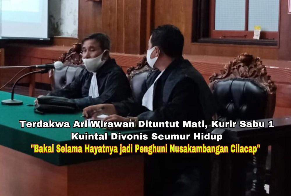 Fariji dan Fardiansyah saat sidang di Pengadilan Negeri Surabaya. (Foto/Rif)