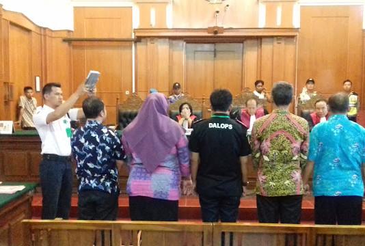 6 Saksi Dipersidangan Nyatakan PT BSJ, Miliki Ijin Lengkap