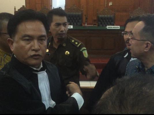 Hakim PN Surabaya Bantah Tudingan Yusril