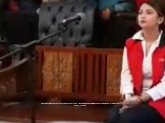 Vanessa Angel Di Dakwa Layani Berhubungan Badan Dengan Lelaki