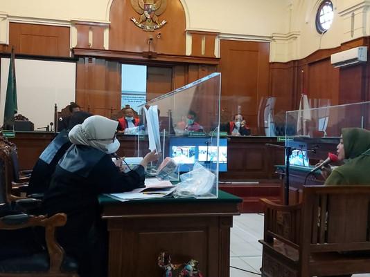 Sidang Wakil Bupati BlitarTerkait Penipuan Sebesar Rp 48,9 M, tidak Hadir di Persidangan