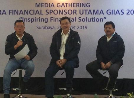 Sponsor Utama, Astra Financial Hadirkan Program Menarik di GIIAS Surabaya 2019