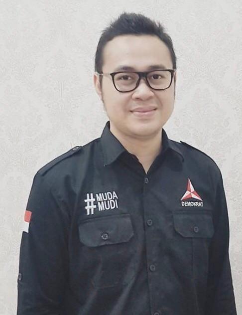 Bayu Airlangga Sekertaris DPD Partai Demokrat Jatim