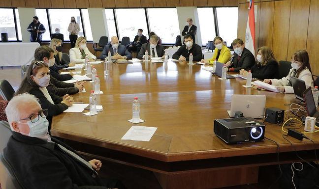 Presentan avances del proceso de Transformación Educativa a comisión de educación de diputados