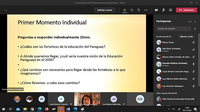 Sectores académico y empresarial dialogarán sobre educación paraguaya