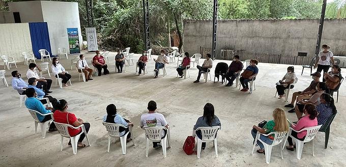 Desafíos y avances del proceso de Transformación Educativa en Alto Paraguay