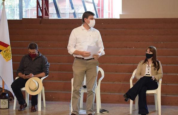 Prosiguen los avances de Transformación Educativa en el Departamento de Itapúa