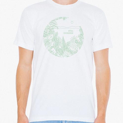 Slow Air t-shirt (white)