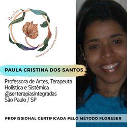 Paula Cristina dos Santos