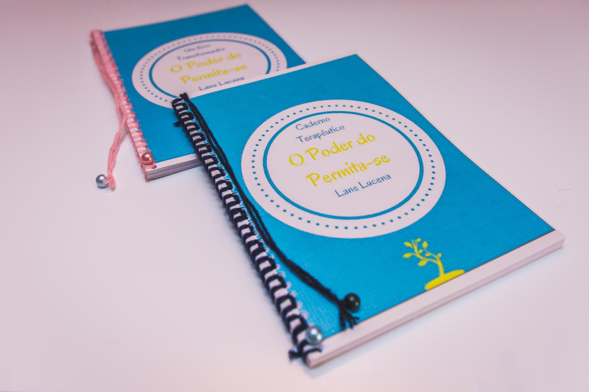 Livro + Caderno Poder do Permita-se