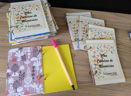 Meu Caderno de Memórias por Lane Lucena