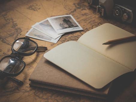 """A escrita """"terapêutica"""" ou """"expressiva"""", pode reduzir a depressão, aumentar a pr"""