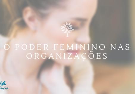 O poder feminino nas organizações