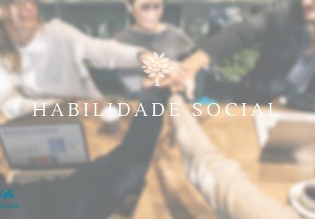 4 elementos da habilidade social