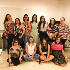 Oficina & Curso Flor&Ser em Fortaleza-CE