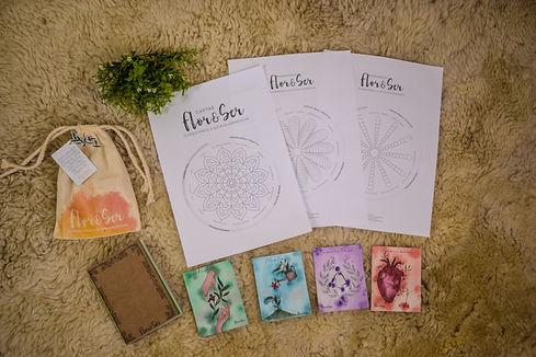 Cartas Flor&Ser
