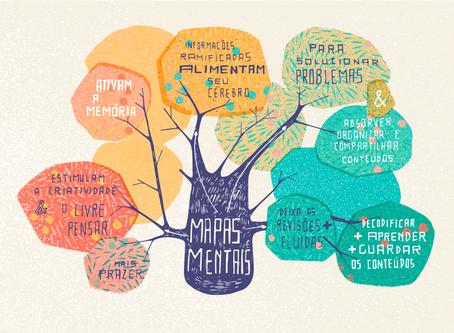 Como os Mapas Mentais podem te ajudar
