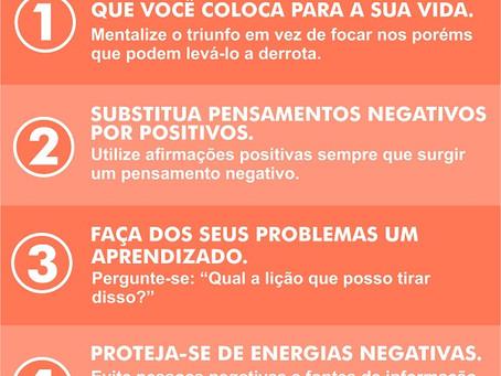 Cultivando positividade diária