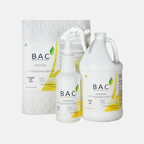 PreVasive PRO BAC Botanical Antimicrobial Cleaner