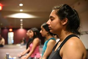 Modi Toys, Modi Joy charity event, yoga