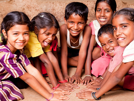 10 NPOs Working to Better the Lives of South Asian Children