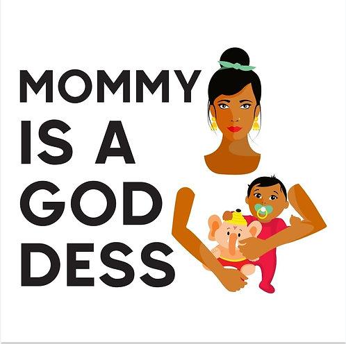 Mommy & Me Matching Onesie & Tee Set