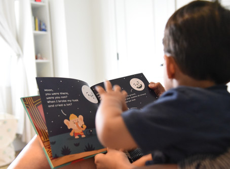 Books for Desi Babies: How to Make Bedtime a Little More Cultural
