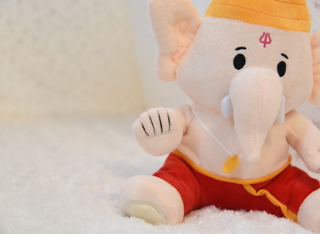 How do I explain Ganesh – and Hindu religion – to my curious child?