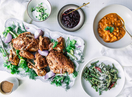3 Simple Ways to Infuse South Asian Brands Into Your Thanksgiving