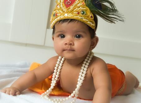 7 Simple Ways to Celebrate Janmashtami With Kids