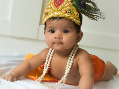 7 Simple Ways to Celebrate Janmashtami With Kids