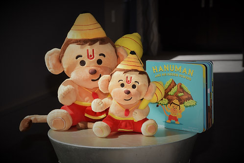 Bundled: Baby Hanuman Collection