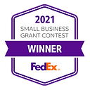 FedEx Small Business Grant Winner 2021 M