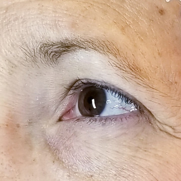 Eye & Brow from Left